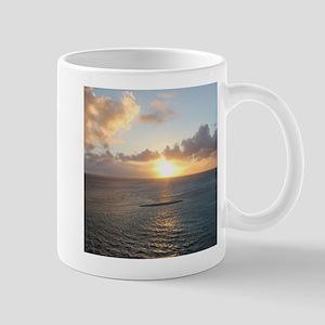 Aruba Sunset Mugs