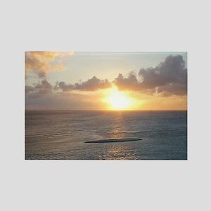 Aruba Sunset Magnets