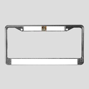 Degu001 License Plate Frame