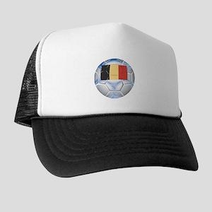 Belgium Soccer (2) Trucker Hat
