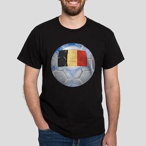 Belgium Soccer (2) Dark T-Shirt