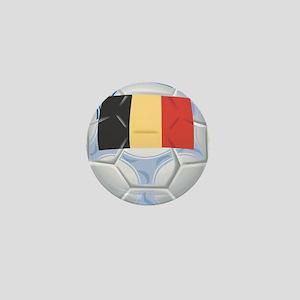 Belgium Soccer (2) Mini Button