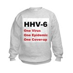 Silence about Non-HIV Sweatshirt