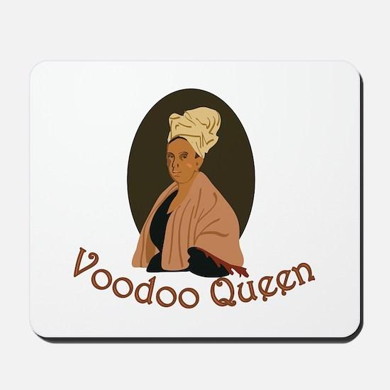 Voodoo Queen Mousepad
