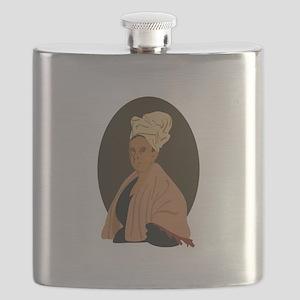 Mambo Lady Flask