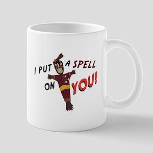 Spell Doll Mugs