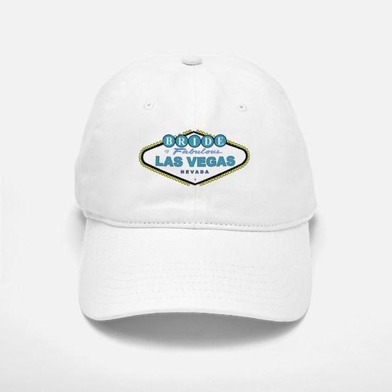 NEW T Blue Las Vegas BRIDE Baseball Baseball Cap
