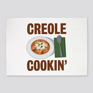 Creole Cookin 5'x7'Area Rug