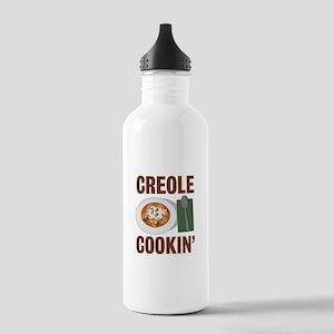 Creole Cookin Water Bottle