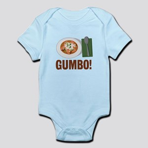 Gumbo Meal Body Suit