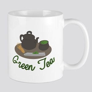 Japanese Tea Ceremony Green Tea Mugs
