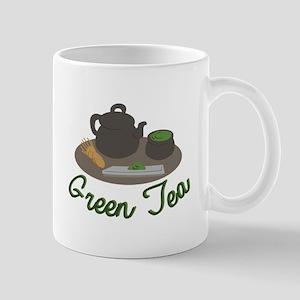 Japanese Tea Ceremony Green Tea Mugs