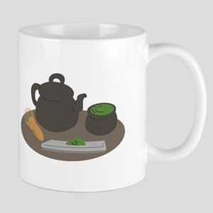 Japanese Tea Ceremony Mugs