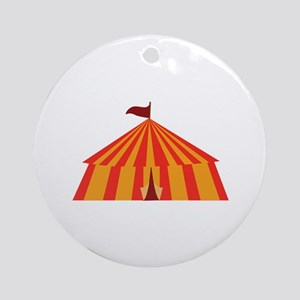 Big Tent Ornament (Round)