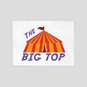 Big Top 5'x7'Area Rug