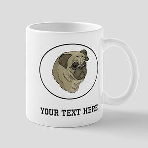 Custom Pug Mugs