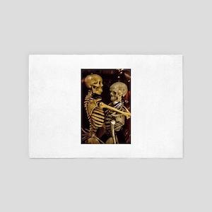 Till Death 4' x 6' Rug