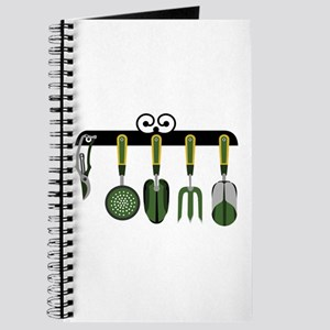 Gardening tools Journal