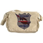USS HALIBUT Messenger Bag