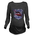 USS HALIBUT Long Sleeve Maternity T-Shirt