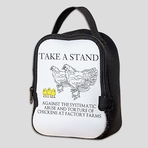 Take A Stand Neoprene Lunch Bag
