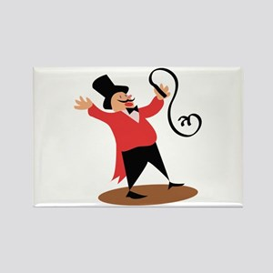 Circus Ringmaster Magnets
