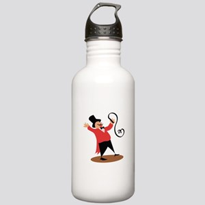 Circus Ringmaster Water Bottle
