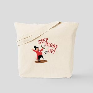 Step Ringmaster Tote Bag