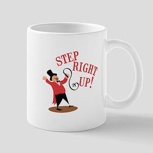 Step Ringmaster Mugs