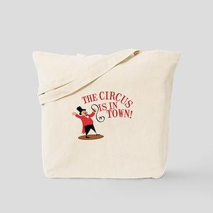 Ringmaster Town Tote Bag