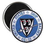 USS HALSEY Magnet
