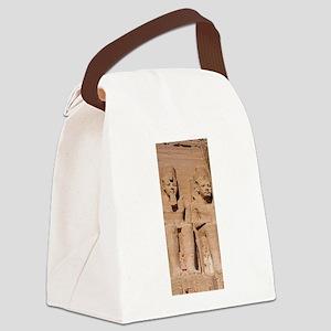Abu Simbel 012 Canvas Lunch Bag