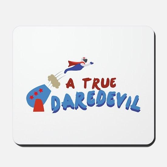 True Daredevil Mousepad
