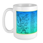 Ancient Waters Large Mug