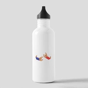 Trapexe Artists Water Bottle