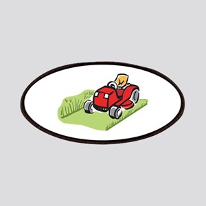 RIDING LAWNMOWER Patch
