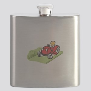 RIDING LAWNMOWER Flask