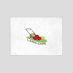 LAWN CARE 5'x7'Area Rug