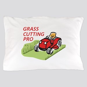 GRASS CUTTING PRO Pillow Case