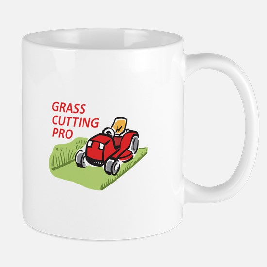 GRASS CUTTING PRO Mugs