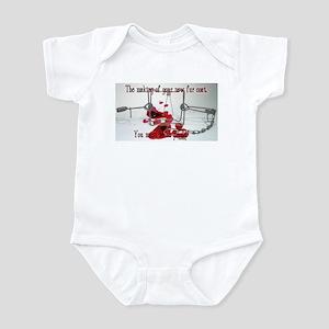 The Beginning Infant Bodysuit