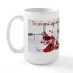 The Beginning Large Mug