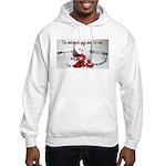 The Beginning Hooded Sweatshirt