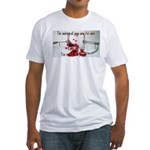 The Beginning Fitted T-Shirt