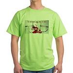 The Beginning Green T-Shirt