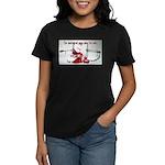 The Beginning Women's Dark T-Shirt