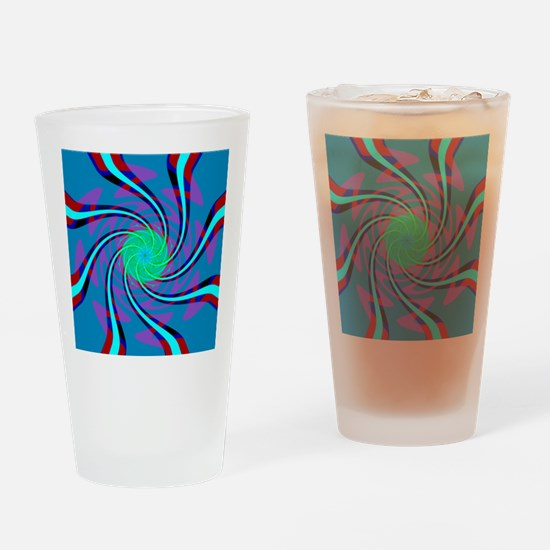 Bold Fusion Drinking Glass