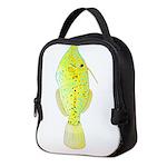 Scrawled Filefish Neoprene Lunch Bag