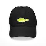 Scrawled Filefish Baseball Hat
