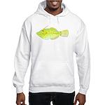 Scrawled Filefish Hoodie